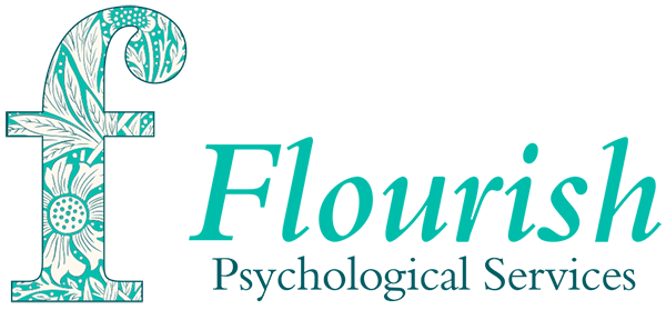 Flourish Psychological Services Logo